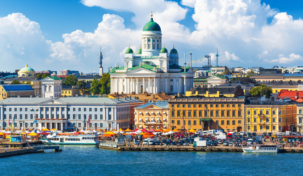 Professional Overseas Movers to or from Finland