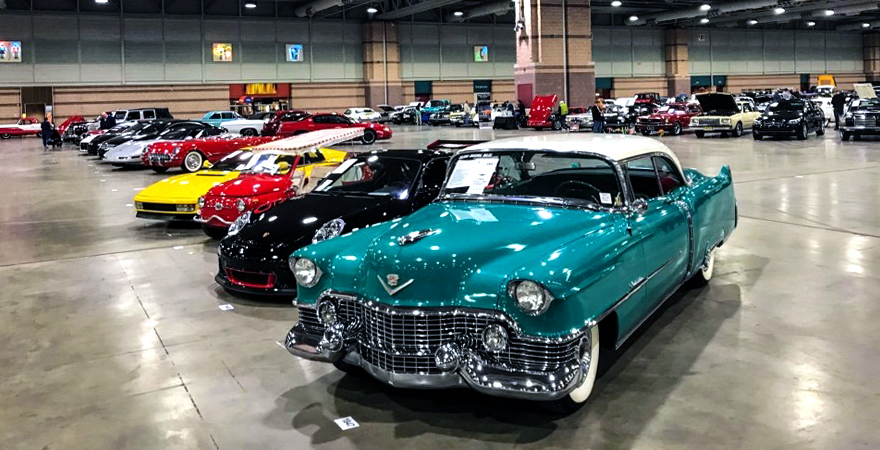 CFR At Mecum Auctions In Kissimmee, Florida